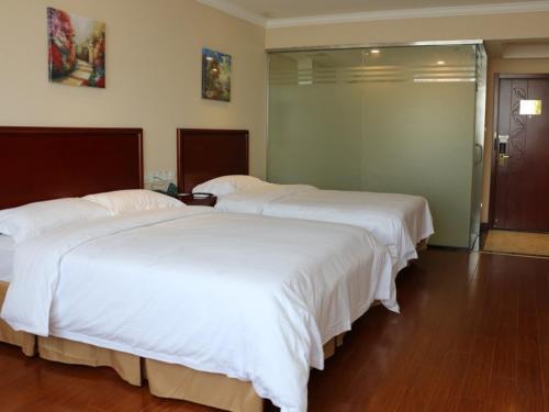 GreenTree Inn Nanjing Jiangning Beiyan Road Express Hotel, Nanjing
