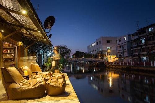 Canale Hostel, Phra Nakhon