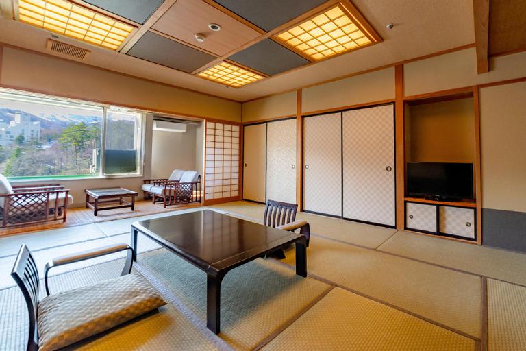 Kusatsu Onsen Daitokan, Kusatsu