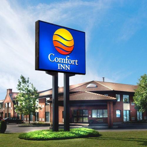 Comfort Inn South, Champlain