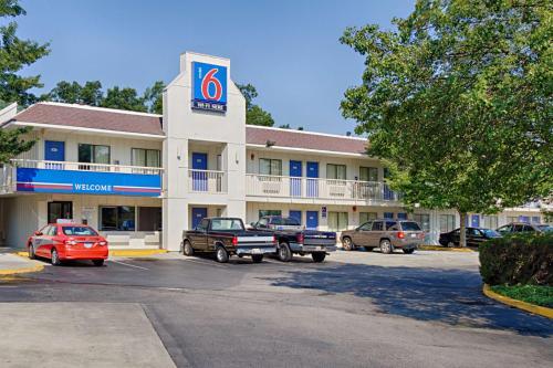 Motel 6-Laurel, DC - Washington Northeast, Anne Arundel