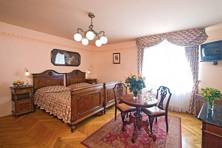 Hotel Mucha, Praha 7