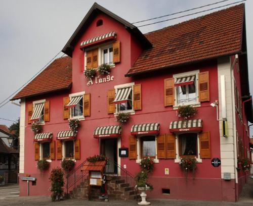 Hotel Restaurant A l'Ange, Bas-Rhin