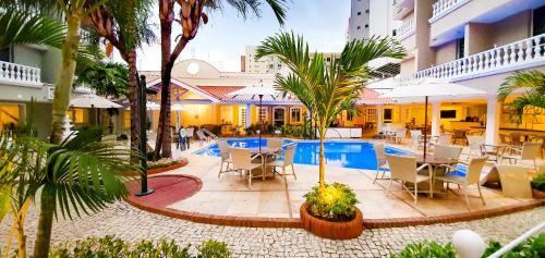Hotel Villa Mayor, Fortaleza