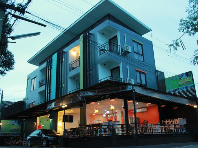 Donmuang Airport Modern Bangkok Hotel, Don Muang