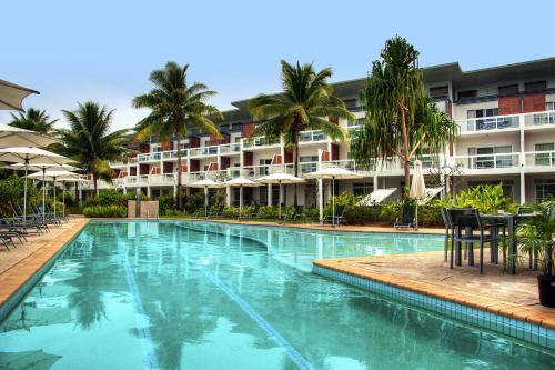 The Terraces Apartment Resort, Ba