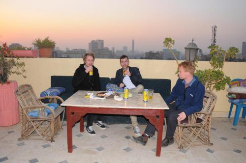 Osiris Hotel Cairo, 'Abdin