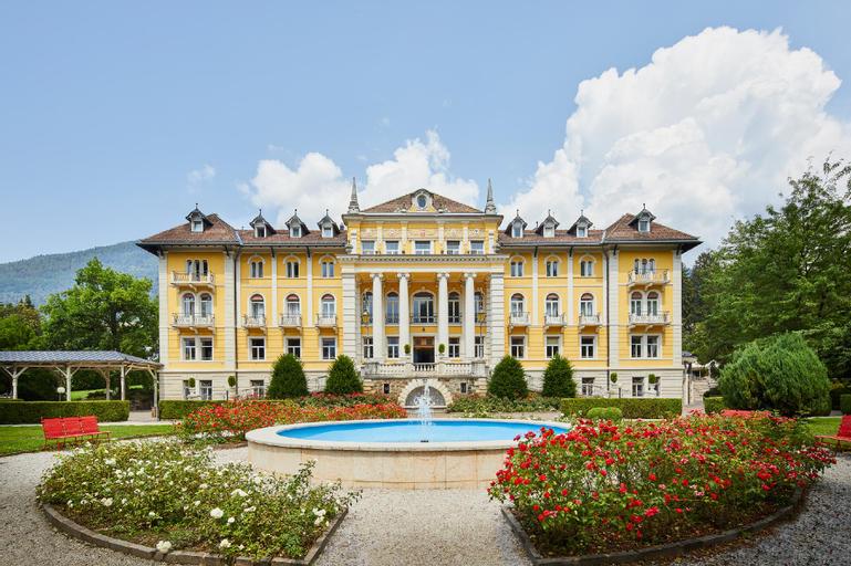 Grand Hotel Imperial Levico Terme, Trento