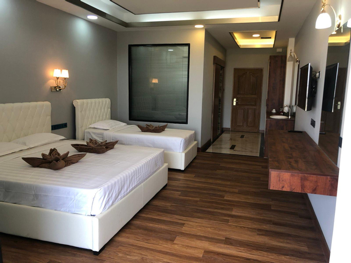 Excel River View Hotel, Yangon-S
