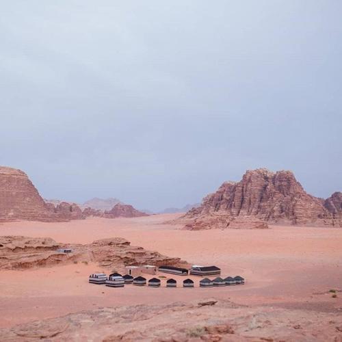 Wadi Rum Travel Camp, Quaira