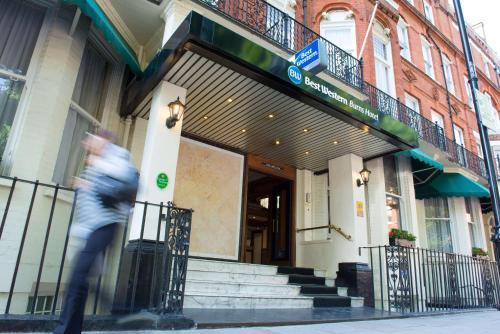 Best Western Burns Hotel London, London