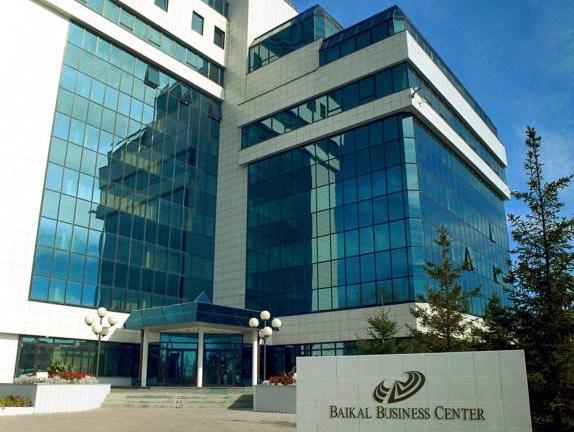 Baikal Business Center Hotel, Irkutskiy rayon