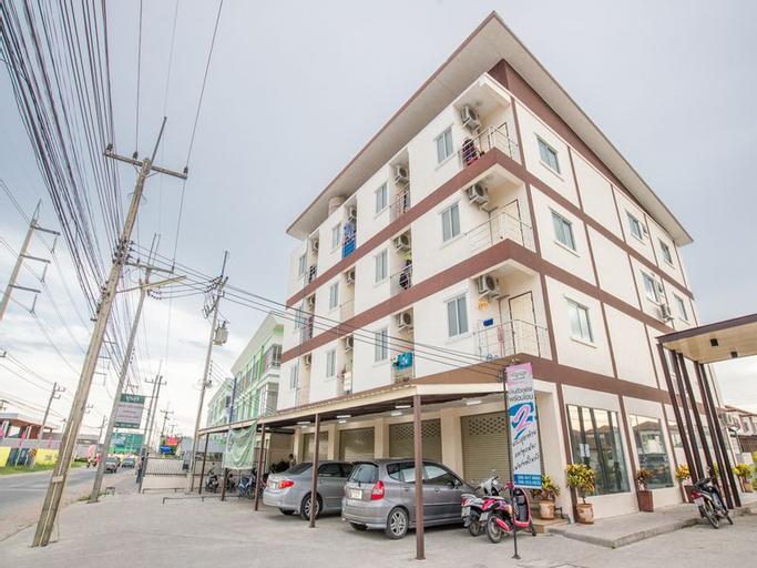 Poon Sook Apartment, Si Racha