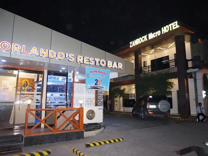 Zanrock Micro Hotel, General Santos City