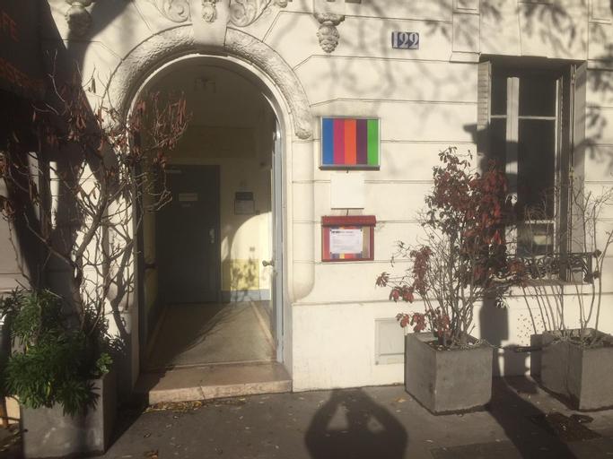 Hotel Tolbiac, Paris