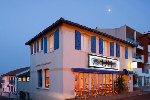 Hotel de France, Landes