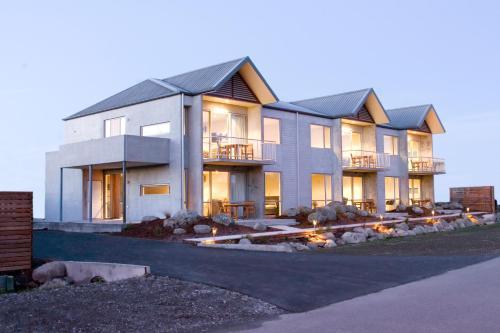 Central Apartments Methven, Ashburton