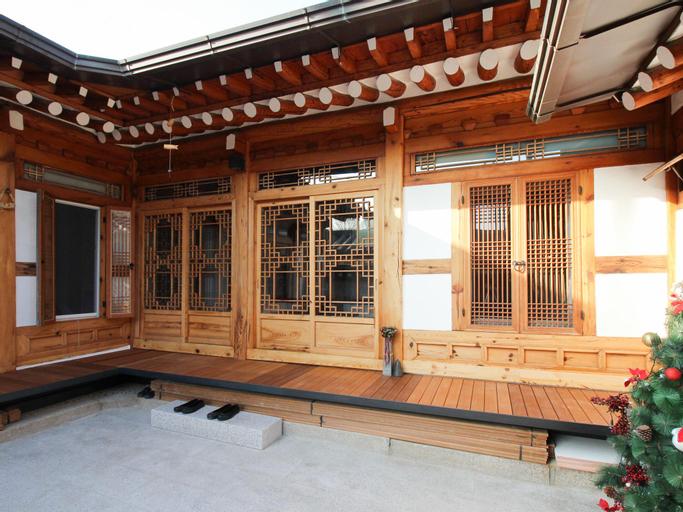 Dahmsojung Hanok Guesthouse, Seongbuk
