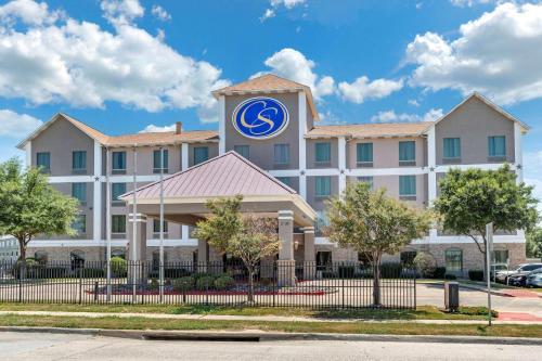 Comfort Suites Waco Near University Area, McLennan
