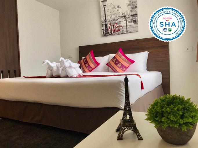 Pas Cher Hotel De Bangkok, Sathorn