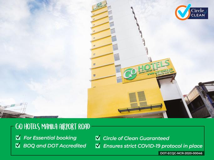 Go Hotels Manila Airport Road, Parañaque