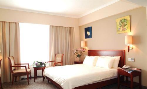 GreenTree Inn Zhangjiakou Zhangbei Zhongdu Caoyuan Business Hotel, Zhangjiakou