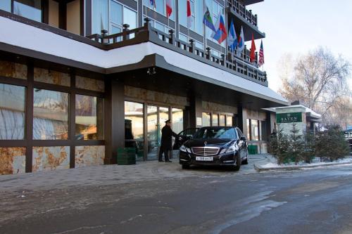 International Hotel Sayen, Irkutskiy rayon