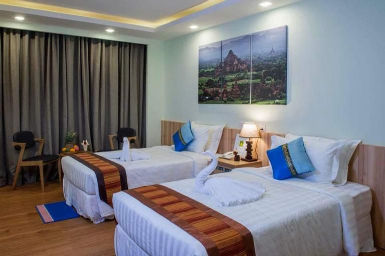 Kyaik Hto Hotel, Thaton