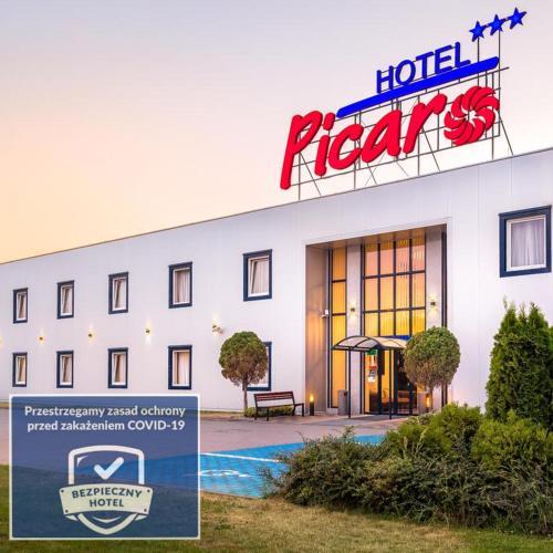 Hotel Picaro Zarska Wies Poludnie A4 kierunek Polska, Zgorzelec
