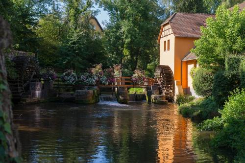 Le Moulin de la Walk, Bas-Rhin
