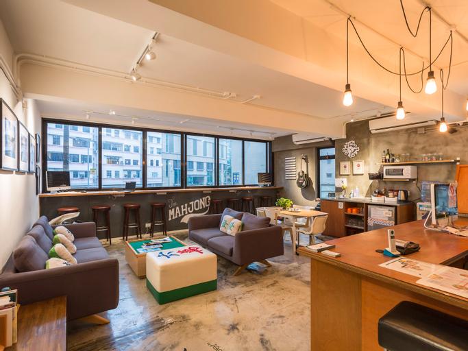 The Mahjong Boutique Hostel, Kowloon City
