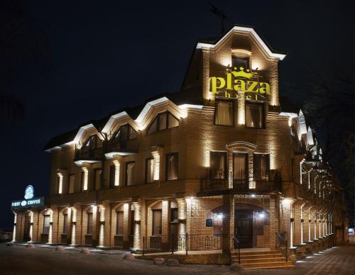 Plaza Hotel, Lipetsk