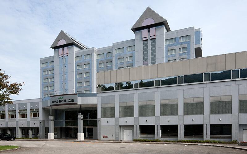 Hotel Morinokaze Tateyama, Tateyama