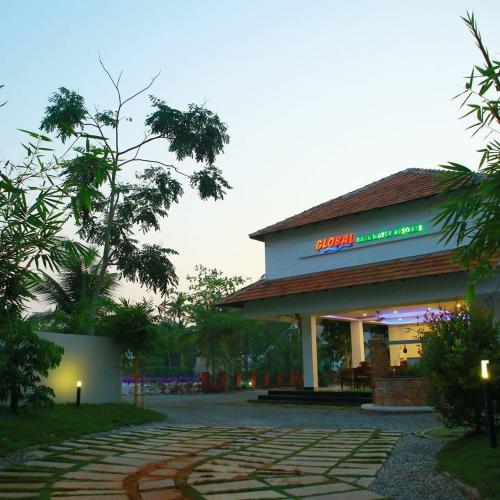 Global Backwater Resort, Kollam