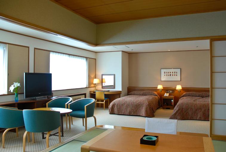 Kusatsu-Onsen Hotel Resort, Kusatsu