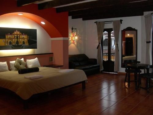 Hotel Catedral, San Cristóbal de las Casas