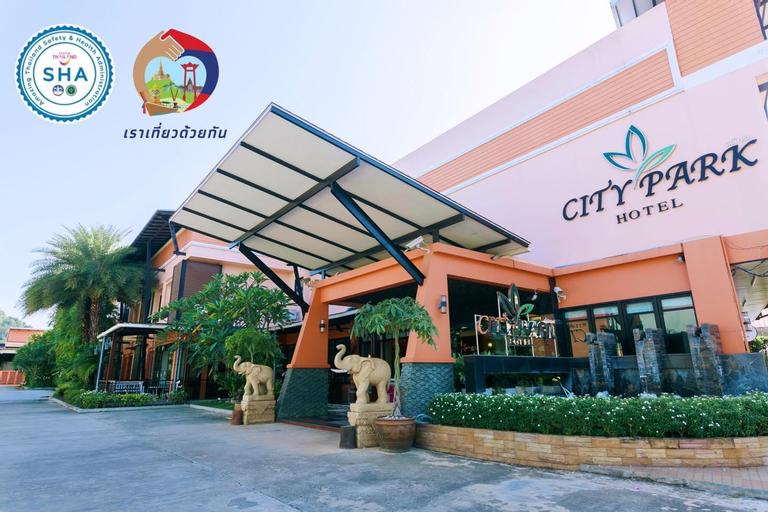 City Park Hotel, Muang Phatthalung