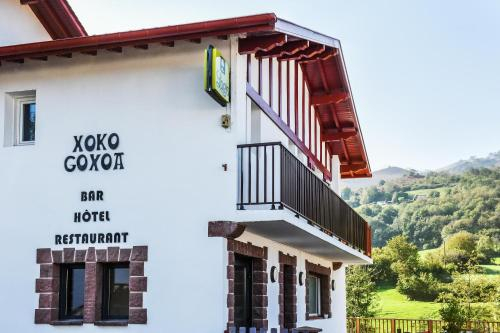 Logis Hotel Xoko-Goxoa, Pyrénées-Atlantiques