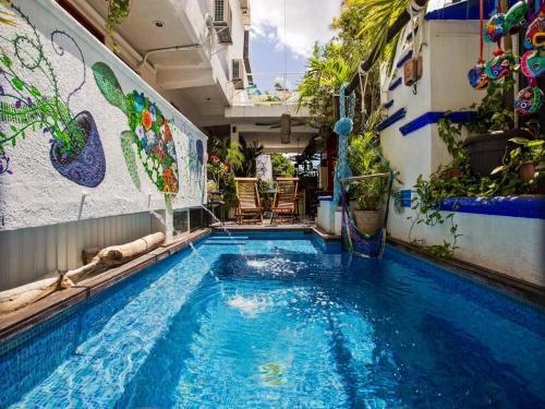 Hostelito Hotel Hostal, Cozumel