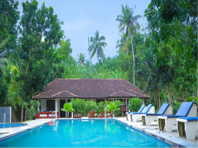 Tree of Life Marari Sands Beach Resort, Marari - Kerala, Alappuzha