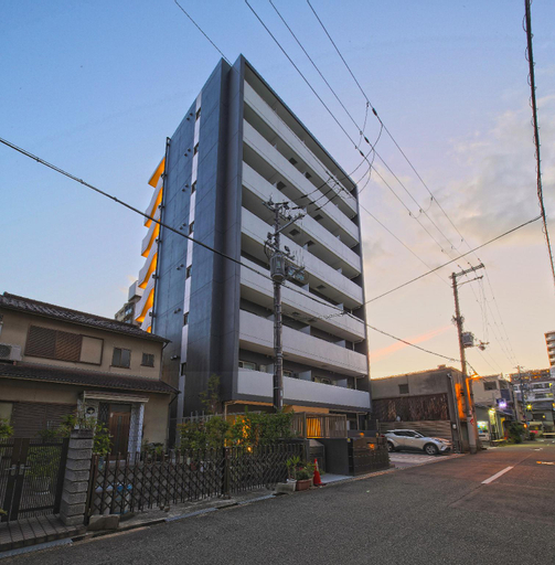 Ocean Partners Trusty Residence Tennoji East, Osaka