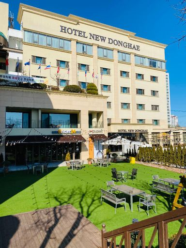 New Donghae Hotel, Donghae