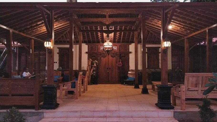 Villa Opa Doel, Bantul