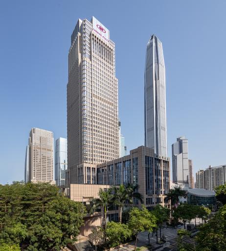 Crowne Plaza Shenzhen Futian, Shenzhen