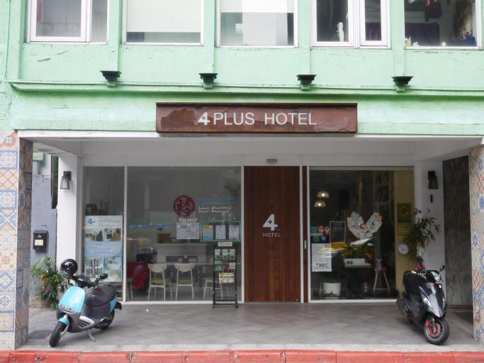 4Plus Hostel, Taipei City