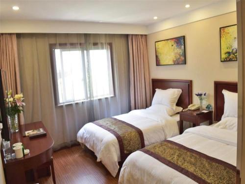 GreenTree Inn JiangSu Changzhou Dinosaur Park Global Harbor Express Hotel, Wuxi