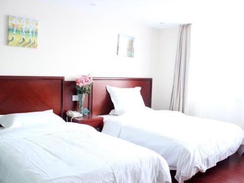 GreenTree Inn Jiangsu Wuxi New District Shengang World Express Hotel, Wuxi