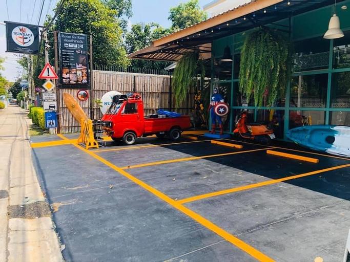Sunday J Resort & Restaurant, Pattaya