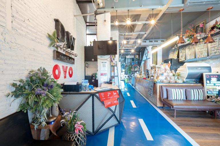 OYO 867 D WAN Trat Boutique Resotel, Muang Trat