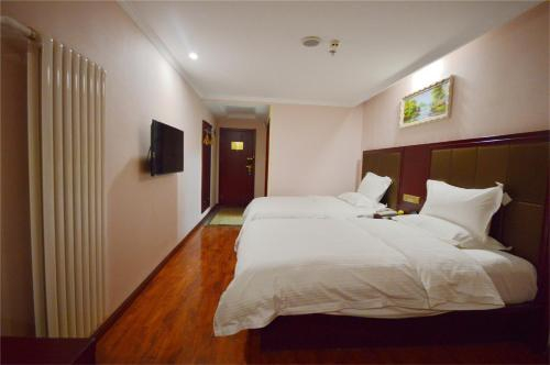 GreenTree Inn Suzhou Changshu Xinzhuang Town Qingfang Garden Express Hotel, Suzhou